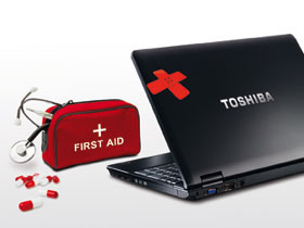 1 year EMEA On-site Repair Service for Laptops