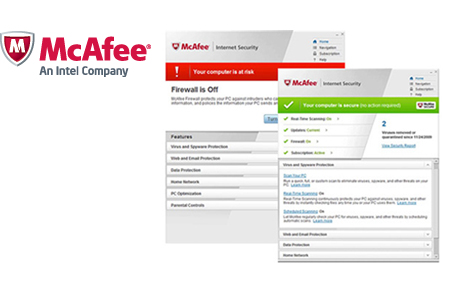 Protect what you value with McAfee® Internet Security