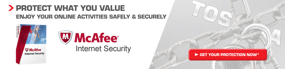 Get more info about McAfee Internet Security
