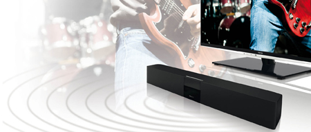 TOSHIBA 3D SOUND BAR SB1 - SBK1