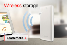 Wireless Storage