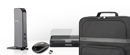 TOSHIBA PC ACCESSORIES