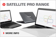 Satellite Pro laptops