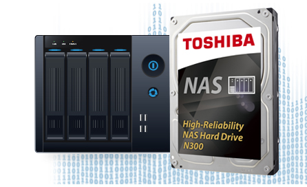 High speed for multi-drive environment