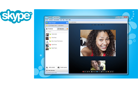 Skype  -  free video calls are just the start...