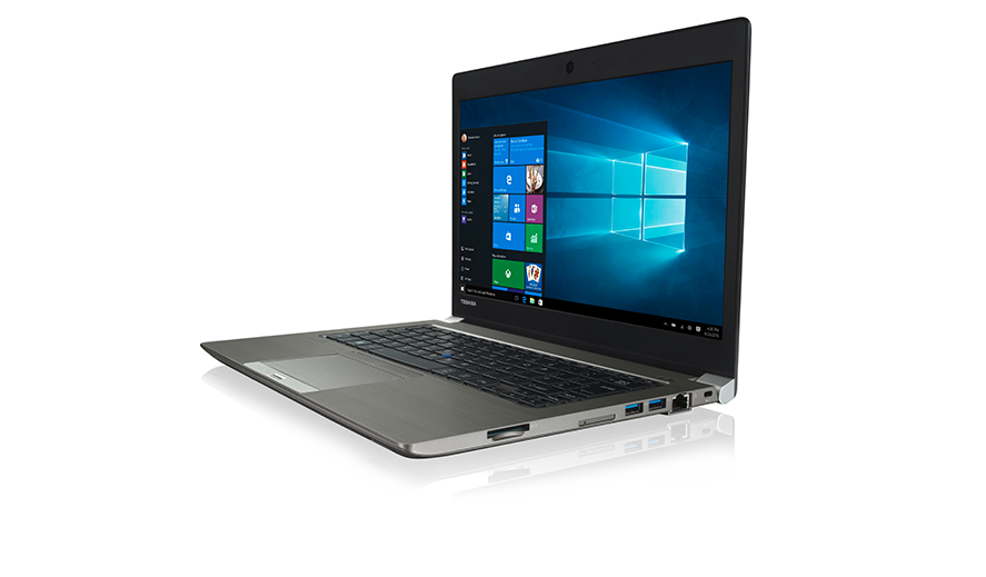 14364269454 Secure and easy to manage. The Portégé Z30 ...