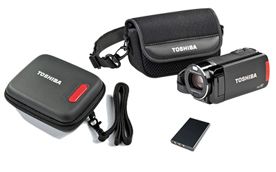 Camcorder accessories image
